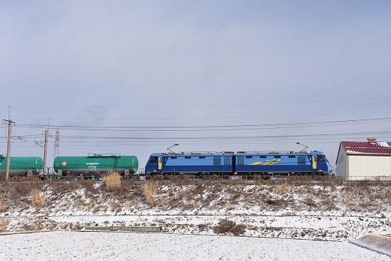 2020年12月31日撮影 東線貨物2080レ EH200-6号機 JRFマーク無し