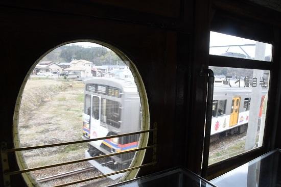 2021年3月28日 上田電鉄 5250形 丸窓から1000系