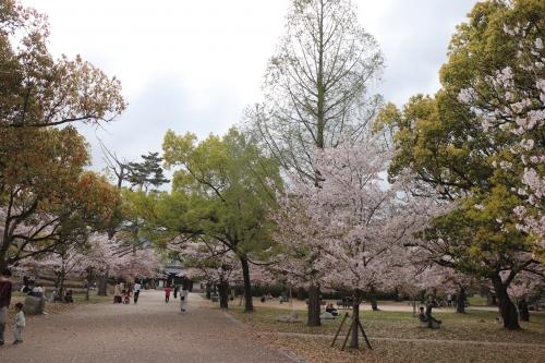 膳所城跡公園