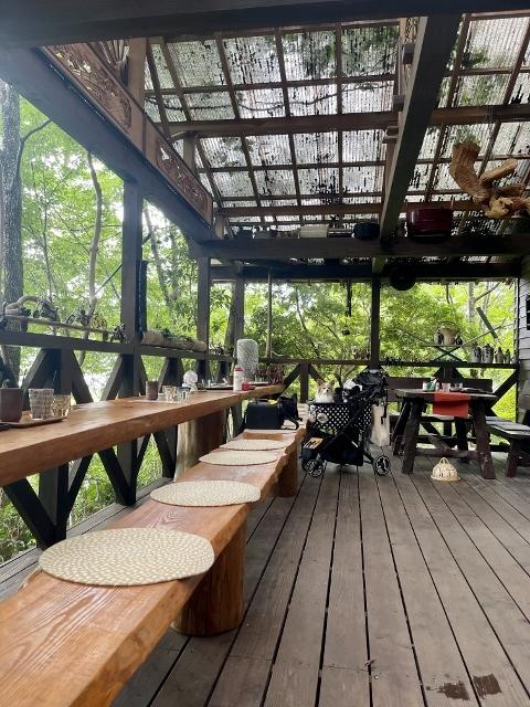 2020年7月伊良湖菜の花パークのひまわりとカフェ (928) (480x640)