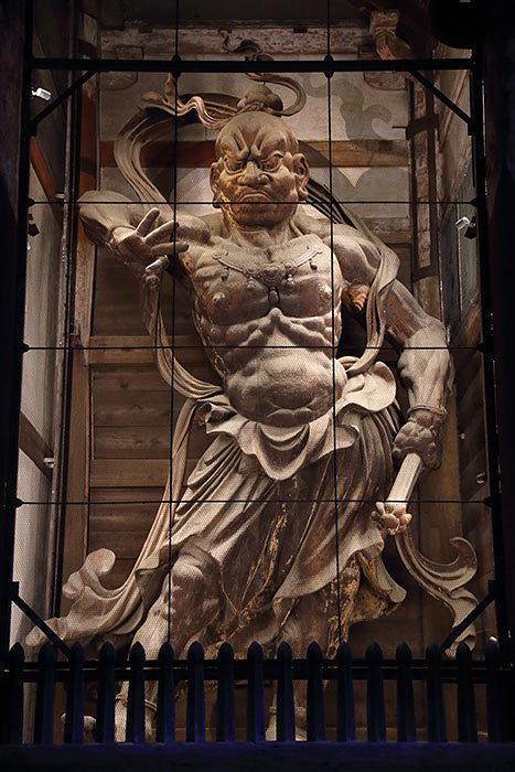 金剛力士像(吽形像)