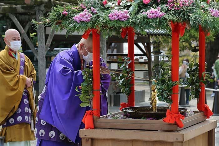 興福寺 仏生会3