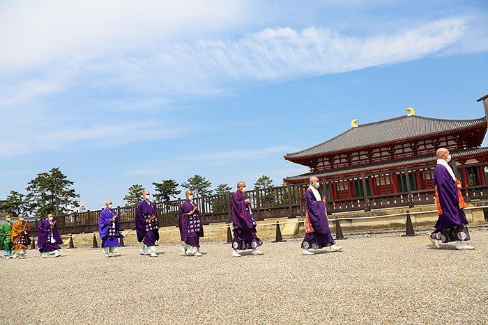 興福寺 仏生会4