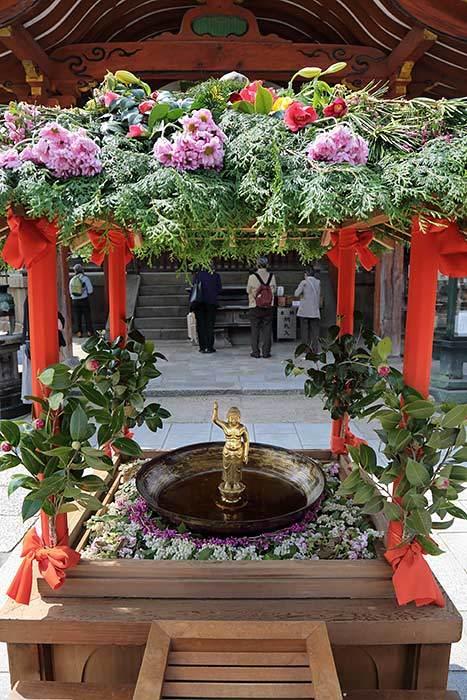 興福寺 仏生会5