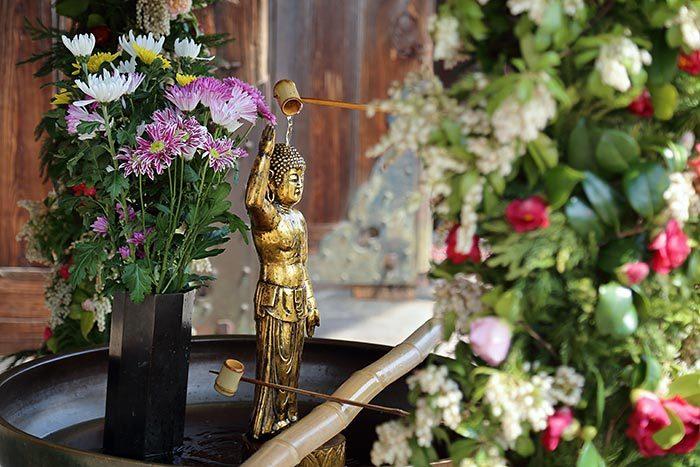 東大寺 仏生会2