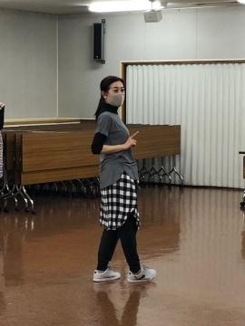 ダンス②Naomi先生