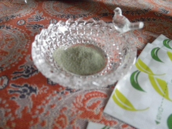 宇治抹茶酵素洗顔3