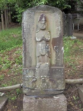 3熊野神社(二臂青面金剛)1700