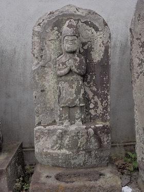 6正福寺(二臂青面金剛)1703