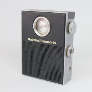 ナショナル トランジスタラジオ