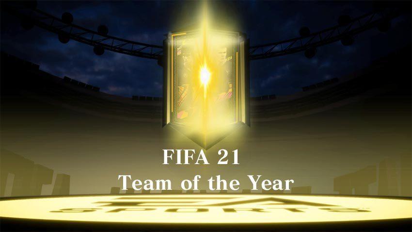 FIFA21 Swirch版 TOTY パック開封