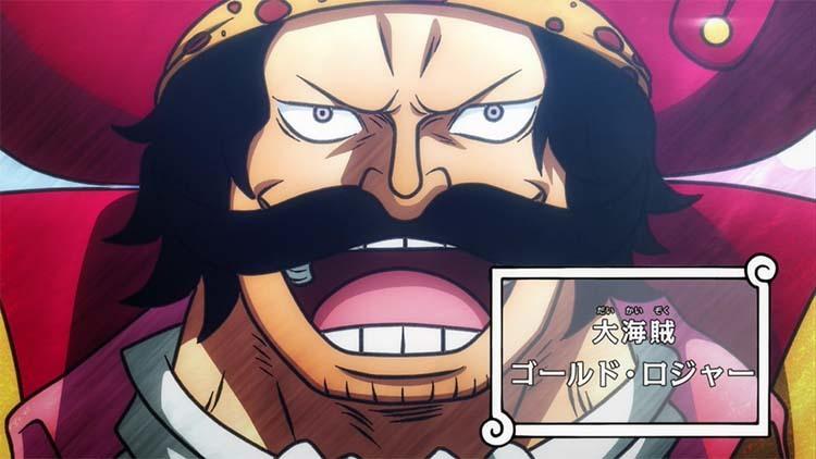 ワンピース アニメ ゴールドロジャー