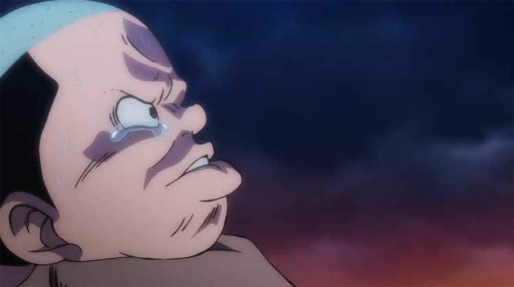 ワンピース アニメ モモの助