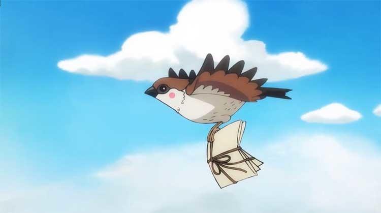 ワンピース アニメ 燕
