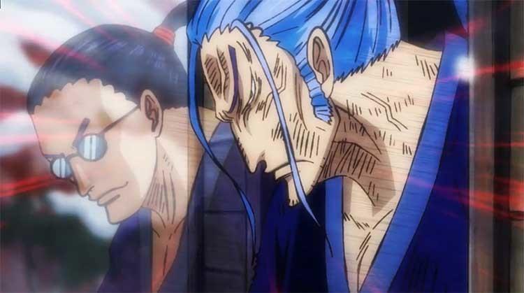 ワンピース アニメ 傳ジロー