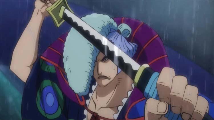 ワンピース アニメ 狂死郎
