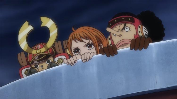 ワンピース アニメ フランキー BOXING