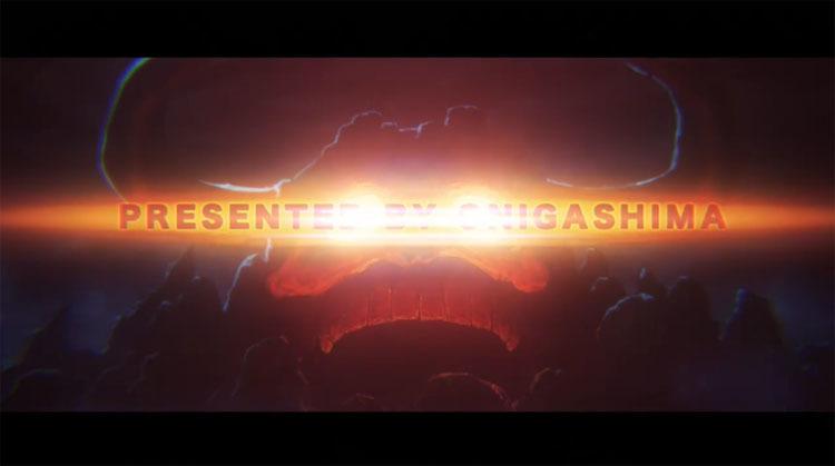 ワンピース アニメ PRESENTS BY ONIGASHIMA