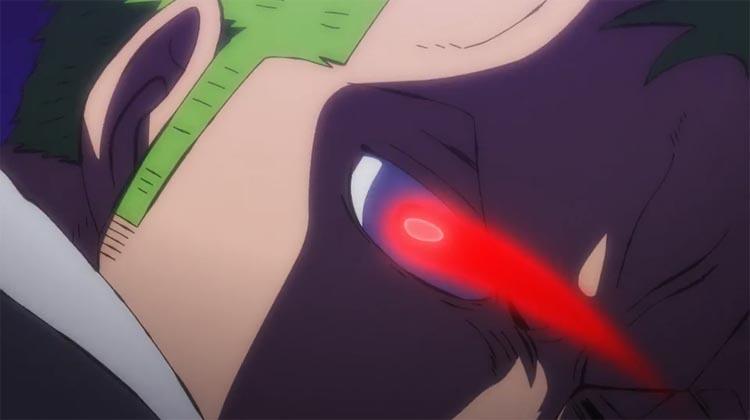 ワンピース アニメ ゾロ