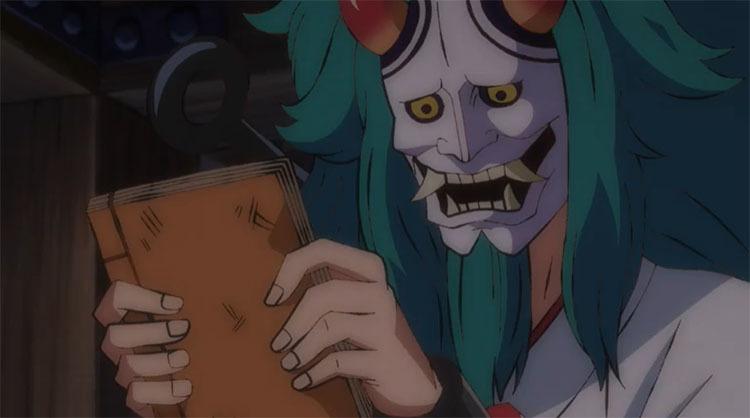 ワンピース アニメ ヤマト おでんの航海日誌