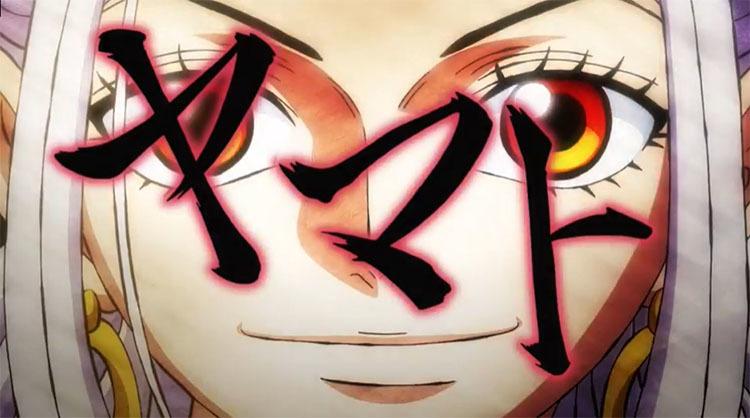 ワンピース アニメ ヤマト