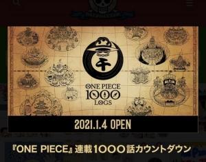 ONE PIECE 1000 LOGS