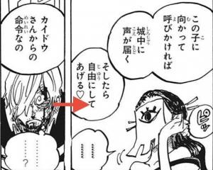 サンジの目線 -ワンピース最新考察研究室.1004