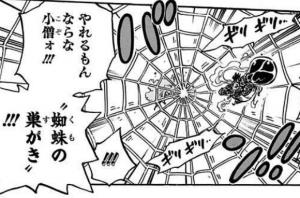 """ドフラミンゴの""""蜘蛛の巣がき"""" -ワンピース最新考察研究室.790"""