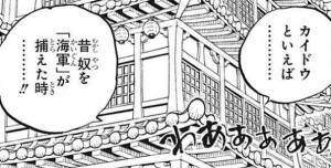 CP0「カイドウといえば…」 -ワンピース最新考察研究室.1007
