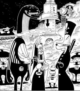 宇宙海賊 -ワンピース最新考察研究室.445