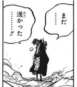 ルフィ「まだ… 浅かった…!!」-ワンピース最新考察研究室.1010
