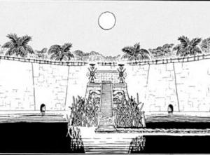 生け贄の祭壇を照らす満月 -ワンピース最新考察研究室.289