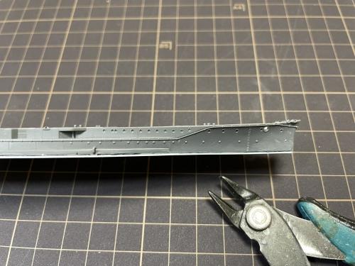 日本海軍戦艦『金剛』(1944 レイテ沖海戦時)製作中EqW_RqkVQAEbH_Q◆模型製作工房 聖蹟