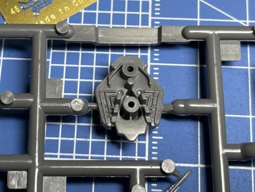 日本海軍 高速戦艦 『金剛』 1944 サマール沖海戦時 艦橋製作中 EyhR1N1UUAM19AA◆模型製作工房 聖蹟