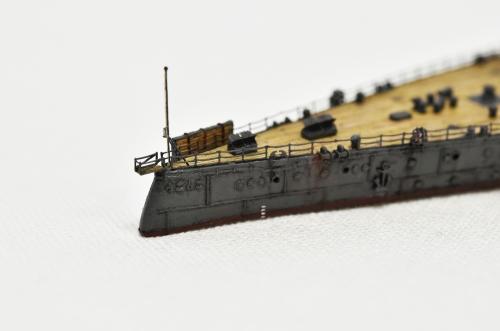 日本海軍 高速戦艦 【金剛】1944 サマール沖海戦時DSC_0146-1-3◆模型製作工房 聖蹟