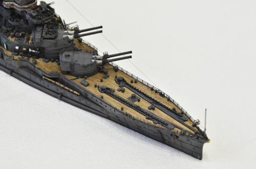 日本海軍 高速戦艦 【金剛】1944 サマール沖海戦時DSC_0631-1-(3)◆模型製作工房 聖蹟