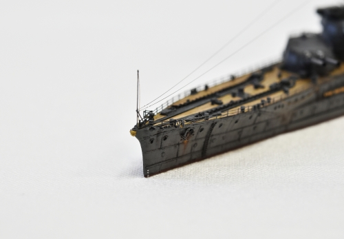 日本海軍 高速戦艦 【金剛】1944 サマール沖海戦時DSC_0957-1-3◆模型製作工房 聖蹟