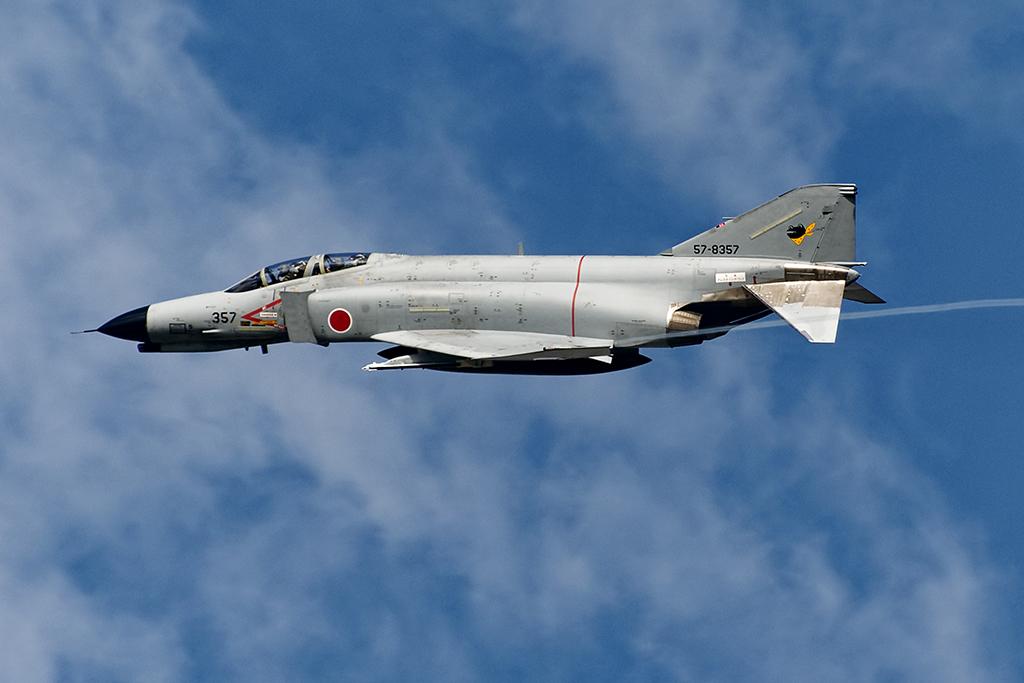第301飛行隊 F-4EJ改