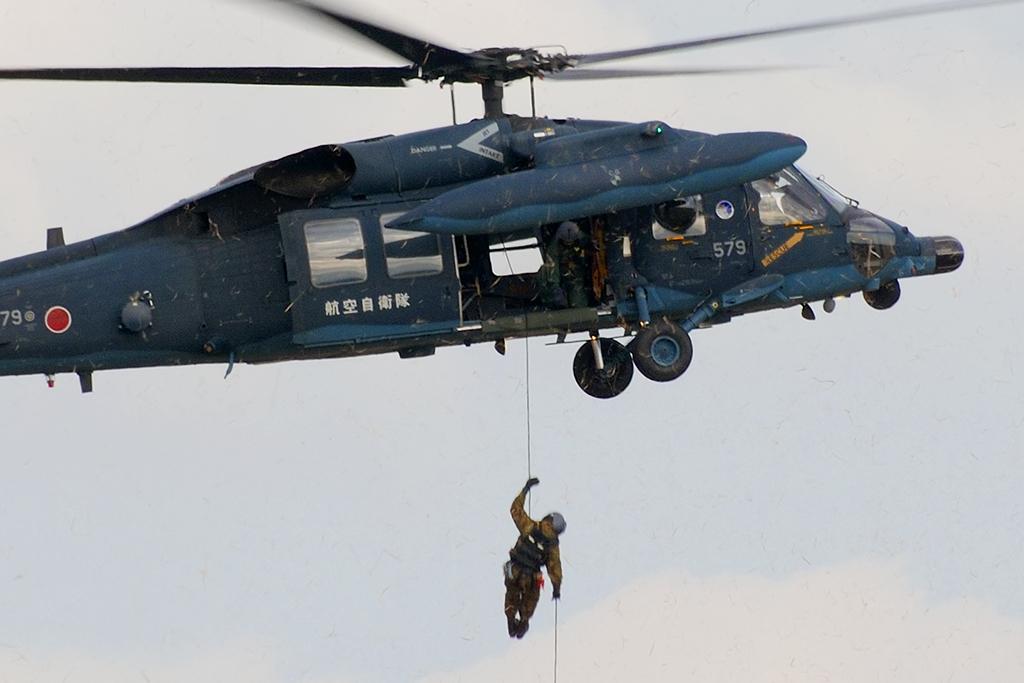 芦屋救難隊 UH-60J