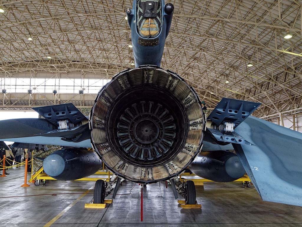 第6飛行隊 F-2
