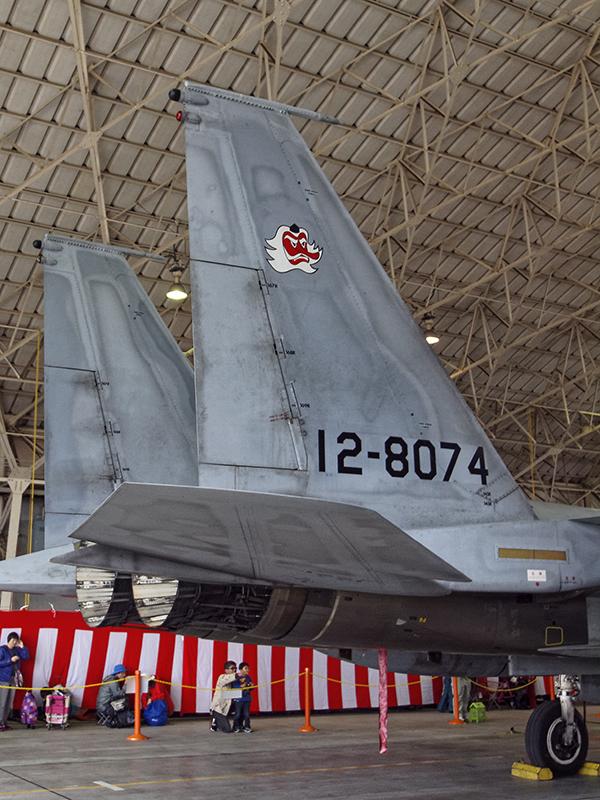 第304飛行隊 F-15