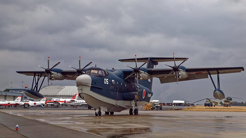 海上自衛隊救難飛行隊 US-2