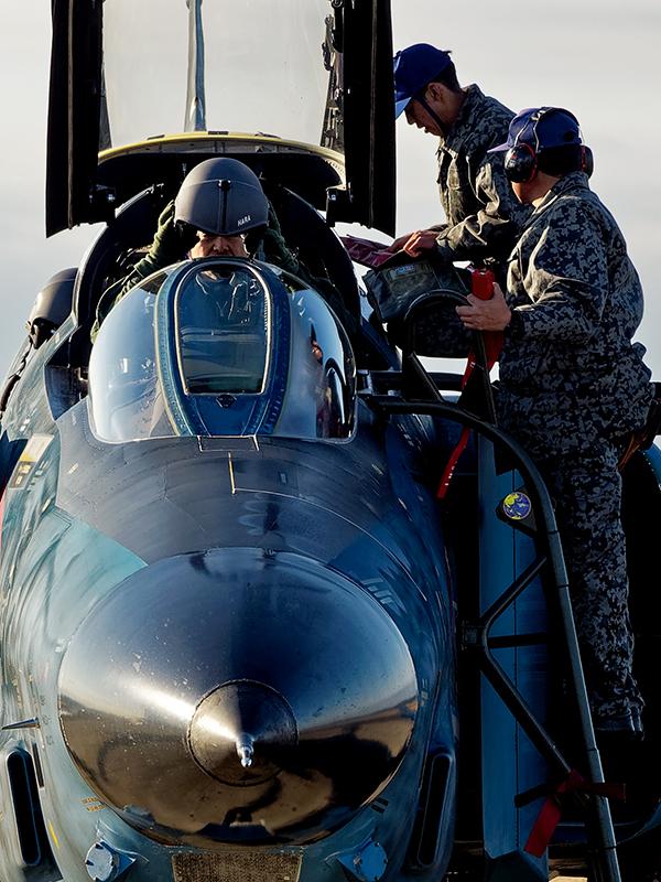 第501飛行隊 RF-4E