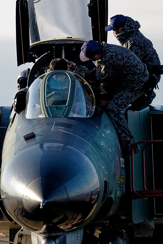 第501飛行隊 RF-4EJ