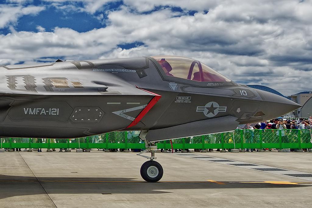 アメリカ海兵隊 F-35B