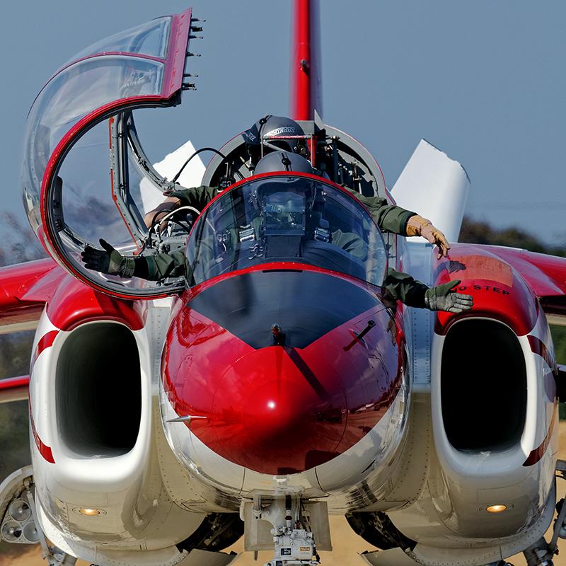 第13飛行教育団 T-4