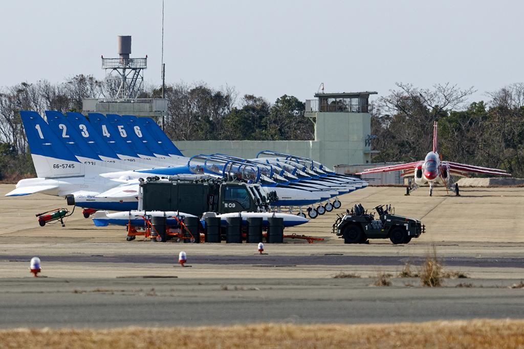 T-4 レッドドルフィン、ブルーインパルス