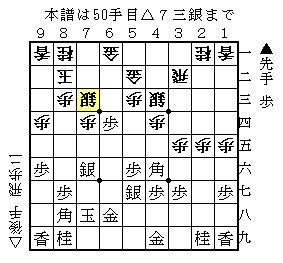 1972-05-09名人戦中原誠vs大山康晴partⅠ④