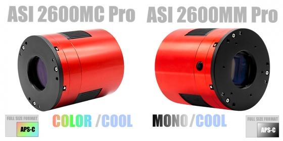 ASI 2600MCMMPro+