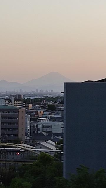 富士山20210418